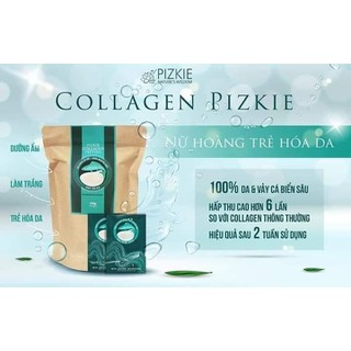 Collagen Pizkie - collagen cá hồi Nhật Bản - pizkie1 - CLG01 thumbnail