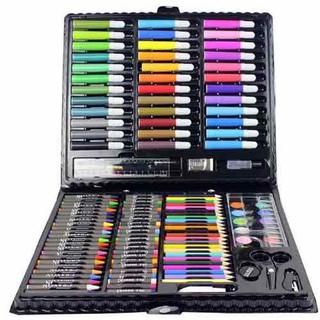 Hộp màu 150 chi tiết cho bé thoả sức sáng tạo giúp trẻ thông minh - hộp màu 150 chi tiết thumbnail