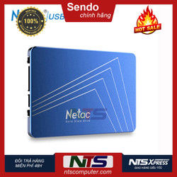 SSD 128G Netac N535V Sata III 6Gb s, ổ cứng ssd netac 128g new full box - Netac128g