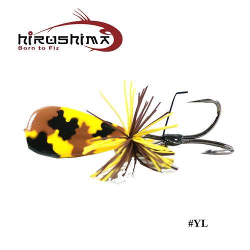 Mồi câu cá giả - mồi giả câu cá chuyên câu cá lóc hirushima bermuda 42 do hita phân phối chính hãng