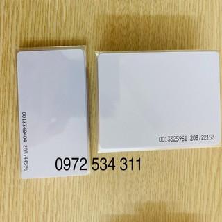 Thẻ từ chấm công - Thẻ từ chấm công - AC118 thumbnail