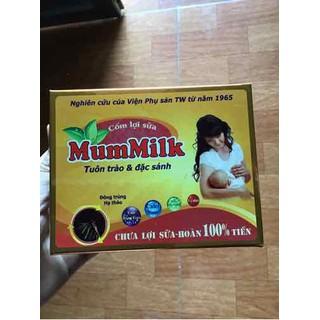 Lợi sữa 1 ngũ cốc 1 hộp cốm Mumilk vàng [ĐƯỢC KIỂM HÀNG] 34848327 - 34848327 thumbnail