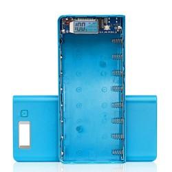 Box sạc pin dự phòng 8 cell 20000 mAh - Mẫu mới 2020