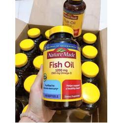 DẦU CÁ FISH OIL 1200mg