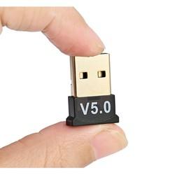 USB Bluetooth dongle 5.0 giúp Laptop PC thu phát sóng bluetooth