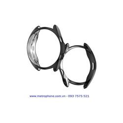 Khung viền silicon dẻo bảo vệ đồng hồ thông minh Samsung Watch 3 45mm hoặc Watch 3 41mm