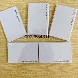 Thẻ cảm ứng Proximity - Thẻ cảm ứng Proximity - 343556 thumbnail