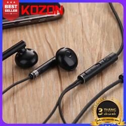 Tai nghe điện thoại có dây KOZON treo trên tai on ear không làm đau tai khi nghe âm thanh trung thực chất lượng