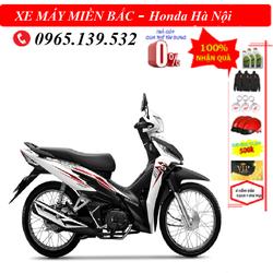 Xe máy Honda Wave RSX FI - Vành nan hoa phanh cơ