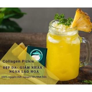Collagen Pizkie - collagen cá hồi Nhật Bản - pizkie1 - CLG24 3
