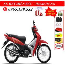 Xe máy Honda Wave Alpha 110cc - 2021