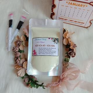 Bột Sữa Bò Handmade Trắng Da Căng Mịn - gIUnThY0Zg thumbnail