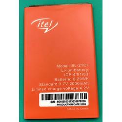 Pin Điện thoại Itel A33 BL-21CI