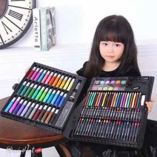 Hộp màu 150 chi tiết cho bé hàng loại 1 - hộp màu cho bé thumbnail