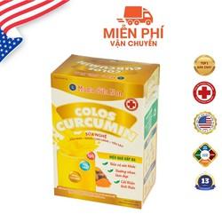 Mama Sữa Non Colos Curcumin (Hộp 600g) Tăng cường đề kháng, phục hồi sức khỏe và sắc đẹp cho phụ nữ và người lớn tuổi