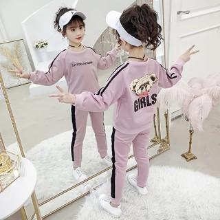 Bộ GIRLS dành cho bé gái 5-10 tuổi - bộ GIRLS thumbnail