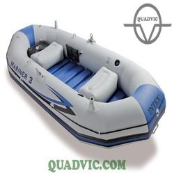 Thuyền hơi Mariner Pro 3 người Kayak tặng mái chèo thuyền