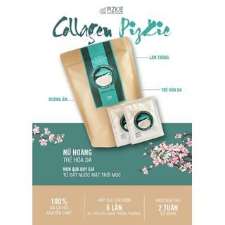 Collagen Pizkie - collagen cá hồi Nhật Bản - pizkie1 - CLG23 thumbnail