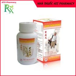 Hoàng Thống Phong giúp giảm đau triệu chứng do gout, tăng cường chức năng gan thận, ngừa tái phát cơn đauHoàng Thống Phong giúp giảm đau triệu chứng do gout, tăng cường chức năng gan thận, ngừa tái phát cơn đau