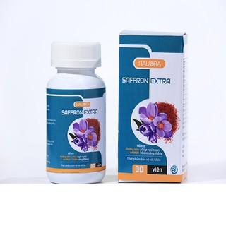 Viên Uống Giảm Stress Saffron Extra Hauora - VIENUONGGIAMSTRESS thumbnail