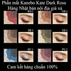 Phấn mắt Kate Tokyo Dark Rose Shadow 2,3g của Kanebo Nhật bản nội địa đủ 10 tông màu
