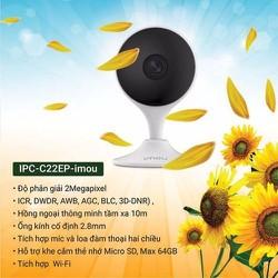 Camera Dahua IP Cue 2 IPC-C22EP-IMOU - Chính Hãng - Camera cố định góc nhìn rộng [ĐƯỢC KIỂM HÀNG]