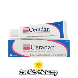 Kem dưỡng ẩm cho da khô Ceradan 30g an toàn cho bé - CBE06-027 thumbnail