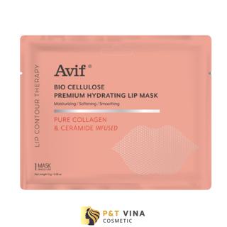 [Chính Hãng] Mặt Nạ Môi Avif Bio Cellulose Premium - Mặt Nạ Môi Avif thumbnail