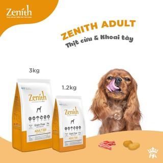 Thức ăn hạt mềm chó trưởng thành Zenith Adult 1.2kg [ĐƯỢC KIỂM HÀNG] 26664306 - 26664306 thumbnail