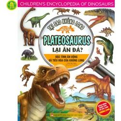 Tại Sao Khủng Long Plateosaurus Lại Ăn Đá – Đặc Tính Ăn Uống Và Tiêu Hóa Của Khủng Long