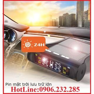 Cảm biến đo áp suất lốp - Đồng hồ đo áp suất xe - Máy đo áp suất xe - Cảm biến xe đo áp suất thumbnail