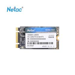 SSD Netac 128GB M.2 2242 NVMe PCIe N930ES Gen3-2 Chính Hãng Dùng Cho Máy Tính Laptop PC MacBook Bảo Hành 36T 1 Đổi 1