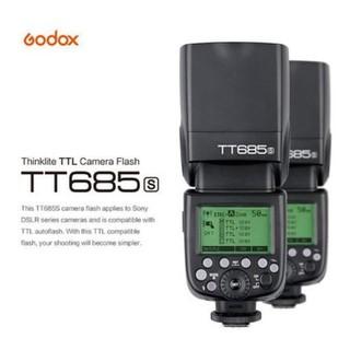 Đèn Flash Godox TT685 cho Canon,Nikon, Sony, Fujifilm [ĐƯỢC KIỂM HÀNG] 21399699 - 21399699 thumbnail