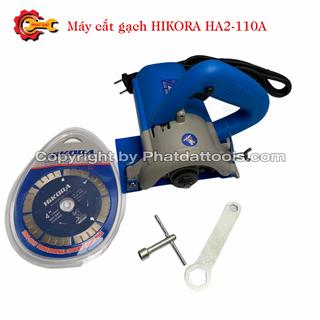 Máy cắt gạch cầm tay HIKORA HA2-110A-Công suất 1200W-Tặng kèm đá cắt gạch chính hãng-Bảo hành 6 tháng - HA2-110A thumbnail