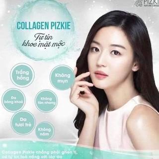 Collagen Pizkie - collagen cá hồi Nhật Bản - pizkie1 - CLG18 2