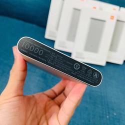 Sạc dự phòng Xiaomi Gen3 10000mAh -Hàng Chính Hãng- Hỗ trợ sạc nhanh QC 3.0 18W - Được Kiểm Hàng