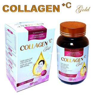 Viên Uống đẹp da collagen Gold- thành Phần Collagen 120mg nhập khẩu Nhật Bản - Viên Uống đẹp da collagen Gold thumbnail