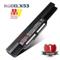 Pin laptop Asus K53 K53E K53S K53SJ K53SD K53SV Hàng New Bh 12T