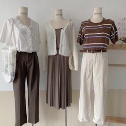Áo cdg len móc - autumn item - Được Kiểm Hàng