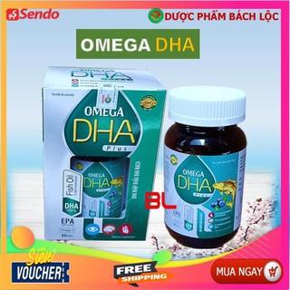 Viên dầu cá O.me.ga DHA 1500mg Nhập Khẩu Đan Mạch- thành phần omega3 450mg, Dha 180mg, Giúp bổ não, sáng mắt, khỏe tim mạch - Hộp 60 viên O.me.ga 1000mg, EPA 270mg, DHA 180m - O.me.ga DHA 1500 thumbnail
