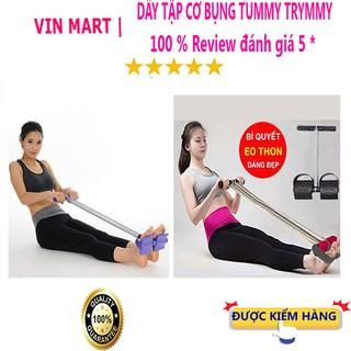 Dụng cu tập thể dục Tummy Trimmer-Dây tập lò xo tại nhà - VMTLX thumbnail
