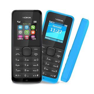 Điện thoại Nokia 105 Ngon Bổ Rẻ - Tặng Kèm Pin, Sạc - BH 12 Tháng - FS