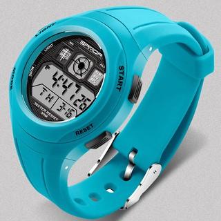Đồng hồ Trẻ Em SANDA NATHAN Nhật Bản Bền Bỉ + Chống Nuốc Tốt - sanda_331_treem_xanh thumbnail