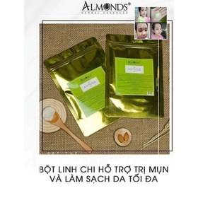BỘT THẢO DƯỢC LINH CHI-ALMONDS - BLC01