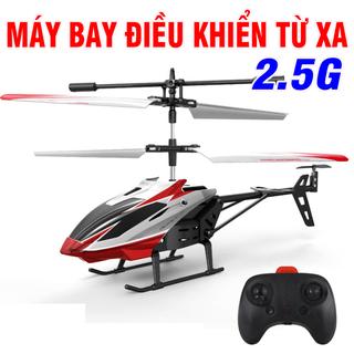 Mô hình máy bay điều khiển từ xa có đèn sáng máy bay đồ chơi trẻ em sử dụng pin sạc - MB2.5G thumbnail