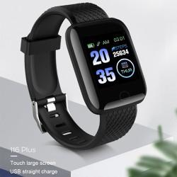 Đồng hồ thông minh thể thao chống nước - nhận thông báo cuộc gọi, tin nhắn, đo huyết áp, nhịp tim, đếm bước đi, đo quãng đường...