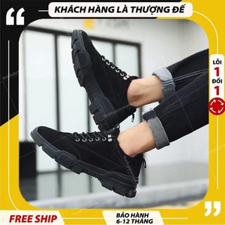 Giày Sneaker Nam - Giày Sneaker Nam - Giày Sneaker Nam D101 thumbnail