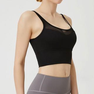 [Video SP Thật] Áo bra nữ tập gym yoga aerobic 2 dây duyên dáng - Áo tập gym yoga AT-002 thumbnail