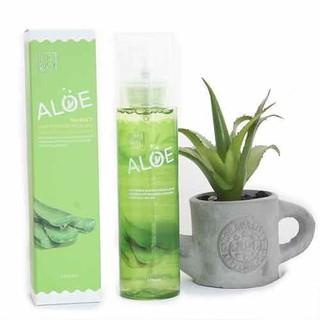 Xịt Khoáng The Rucy Aloe Hydrating Facial Mist LK Shop - xịt khoáng lô hội thumbnail