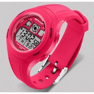 Đồng hồ Trẻ Em SANDA SEBA Nhật Bản Bền Bỉ + Chống Nuốc Tốt - sanda_331_treem_do thumbnail